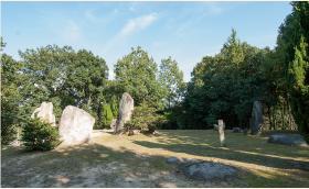 王墓の丘史跡公園写真